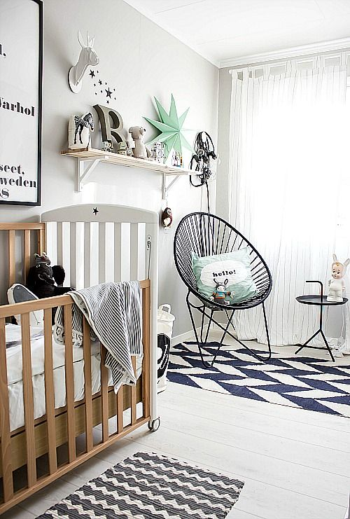 Creative Nursery Ideas