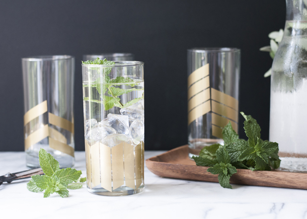 Party Time With this DIY Tumbler Set