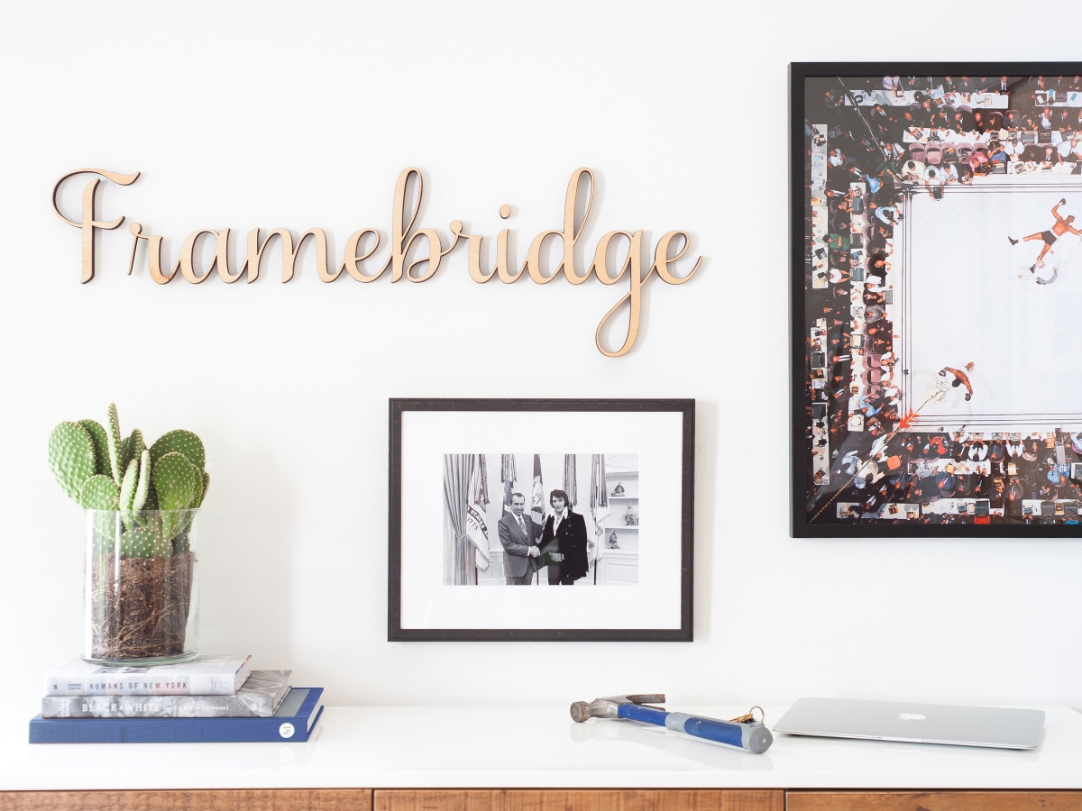 How To Style a GalleryWall