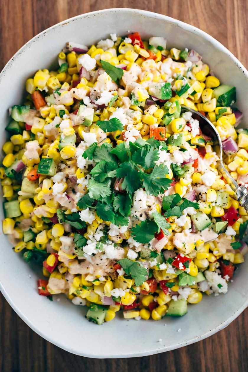 mexican-street-corn-salad-cheese-chipotle-dressing