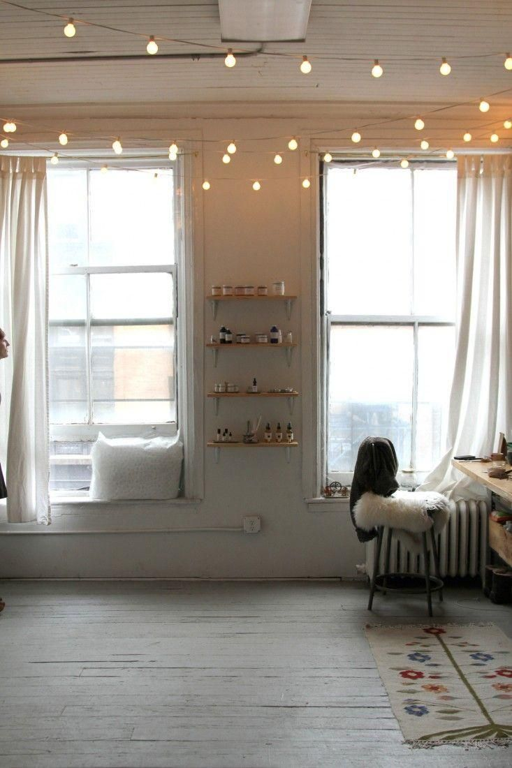 Awesome Ideas for Using String Lights Inside and Outside Your Home