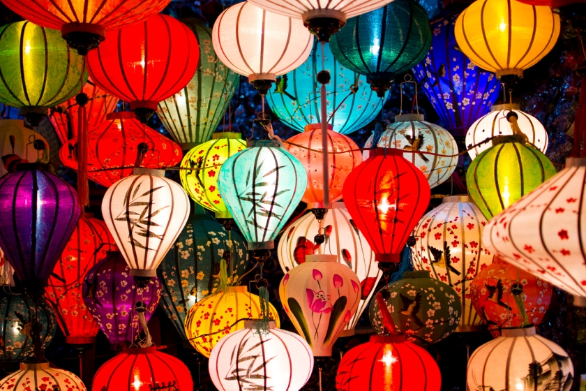 The-lanterns-of-Hoi-An-Vietnam