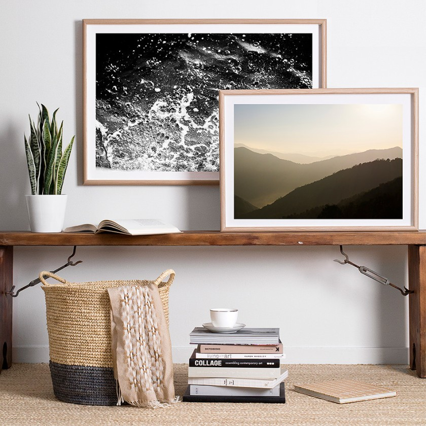 black-and-white-interior-framed-artwork-print-photography-beach-ocean-photography-arwork-coastal-home-australia-34.2