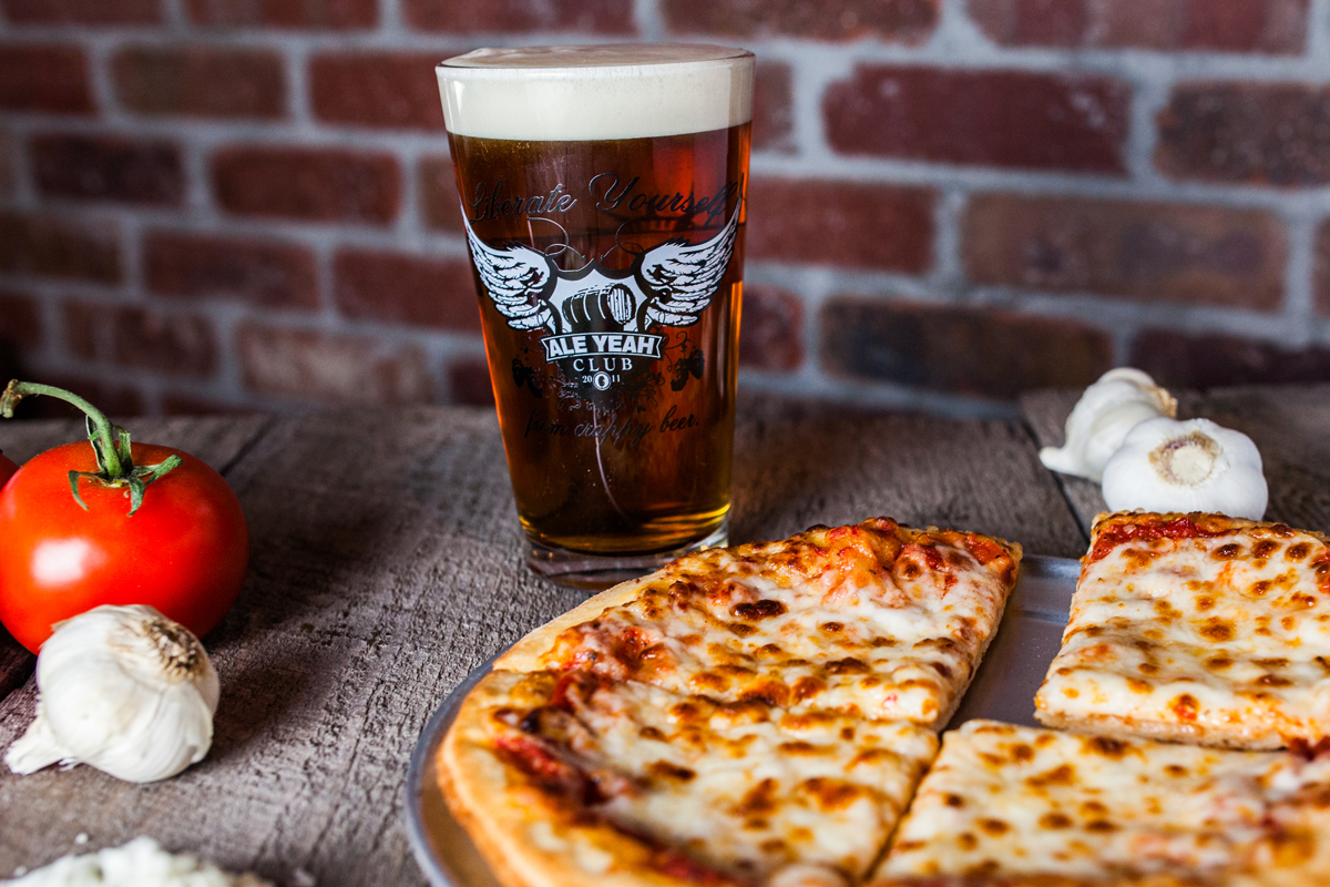 Perfect Beer and Pizza Pairings!