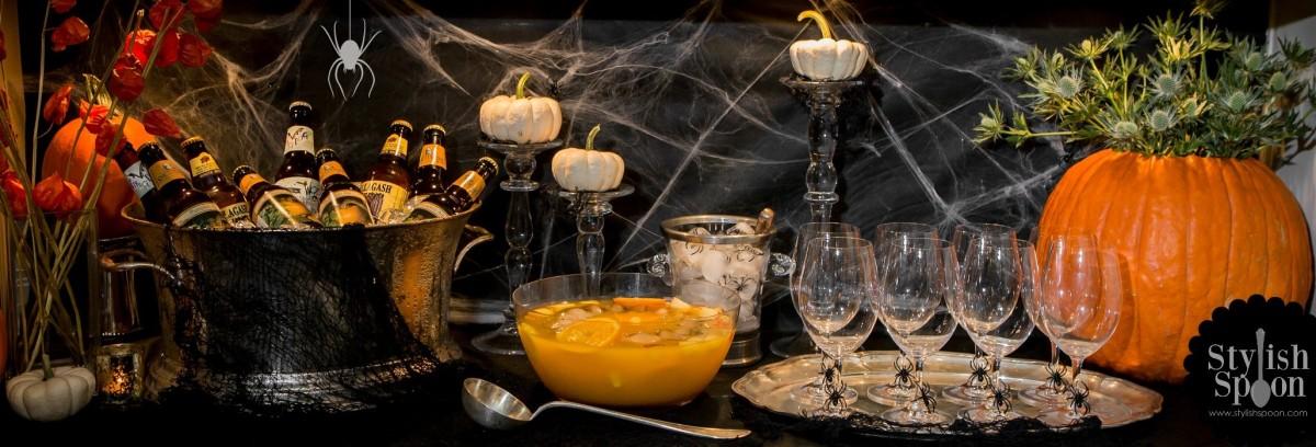 Spooky Spirits! HalloweenCocktails!