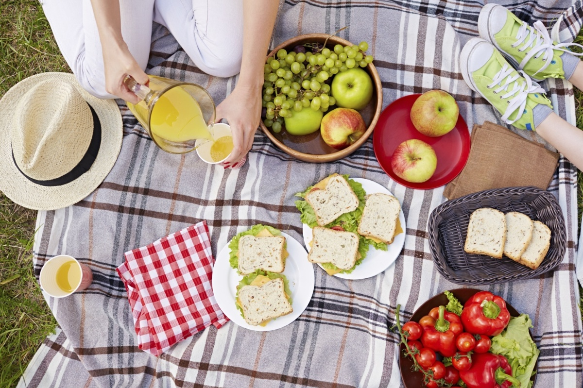 8 Picnic Must Haves!