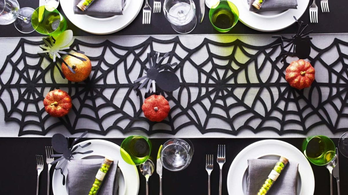 5 DIY Halloween Centerpieces