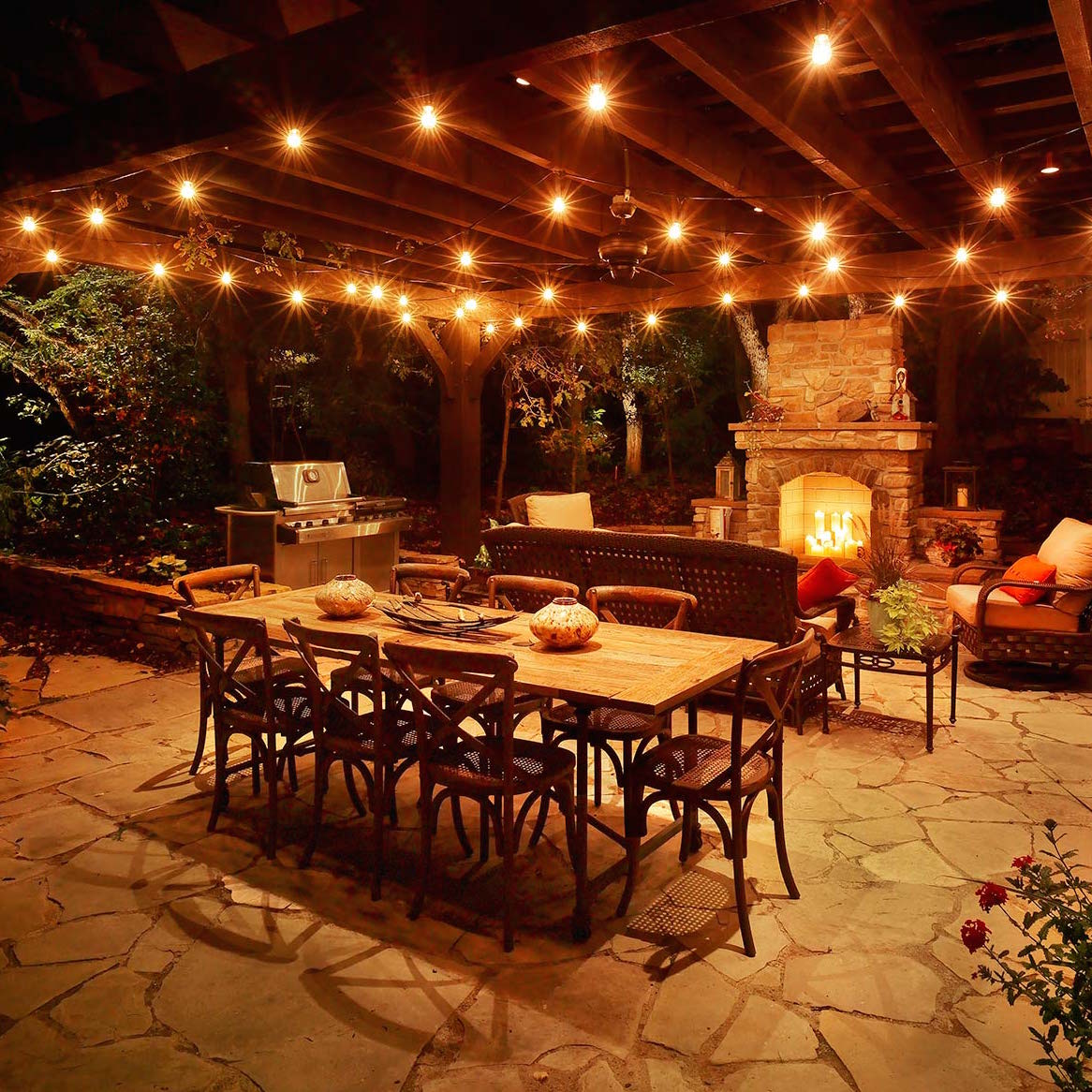 Lighting Hacks for your Outdoor Event!