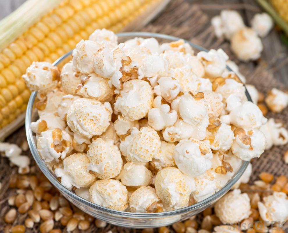 5 Yummy PopcornRecipes