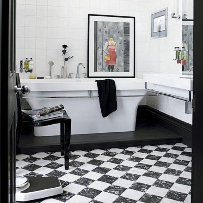 stunning-classic-black-and-white-bathroom-decor-ideas