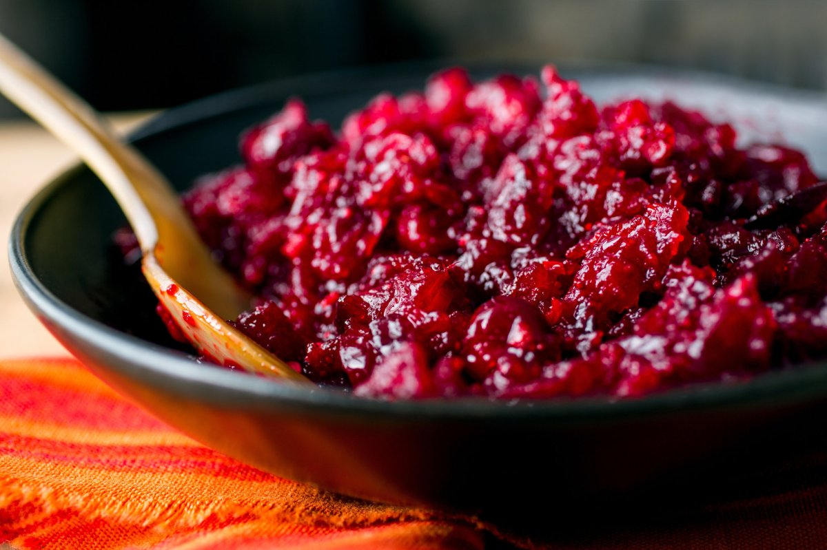 How to wow with cranberries!