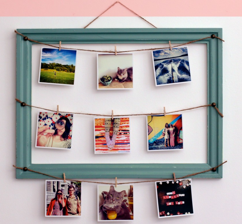 diy-picture-frame
