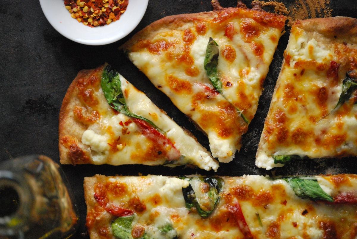 DIY Pizza Night!