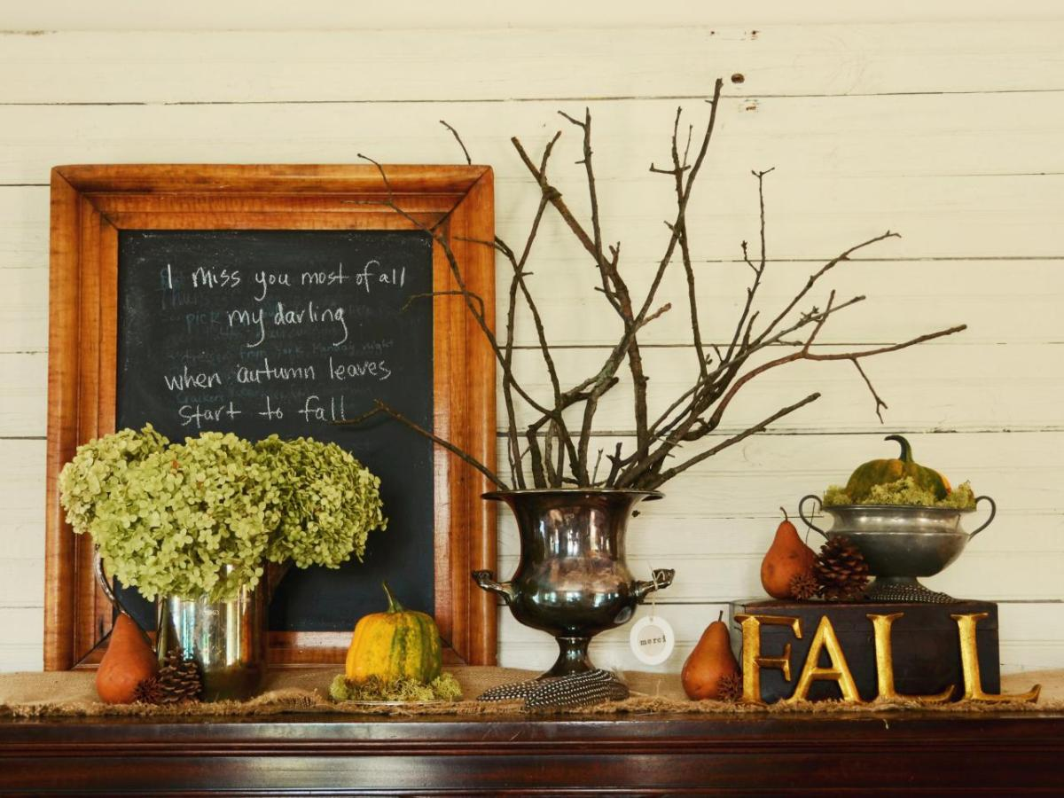 Perfect Thanksgiving Entryways!