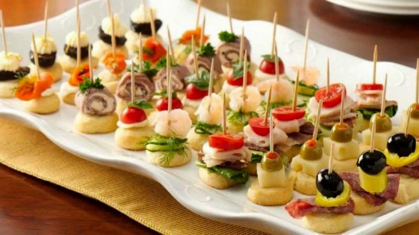 christmas finger foods appetizers